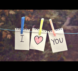 i love you by birazhayalci