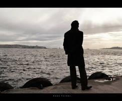 silent waiting by birazhayalci