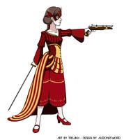 Enforcer Royalty by trelliah