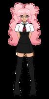 Amakune Ichigo (Alternate/Append Concept Art) by trelliah