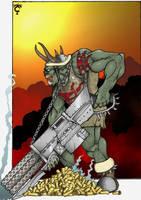 Orks -  Flash Git by Taytonclait