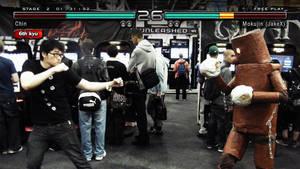 Tekken - 6th kyu by chinsoon