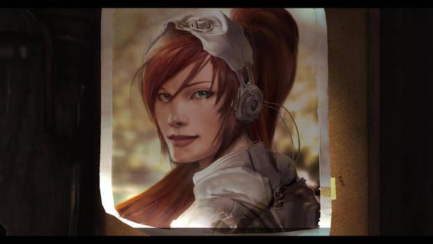 Starcraft 2 - Sarah Kerrigan by BaronDeConde