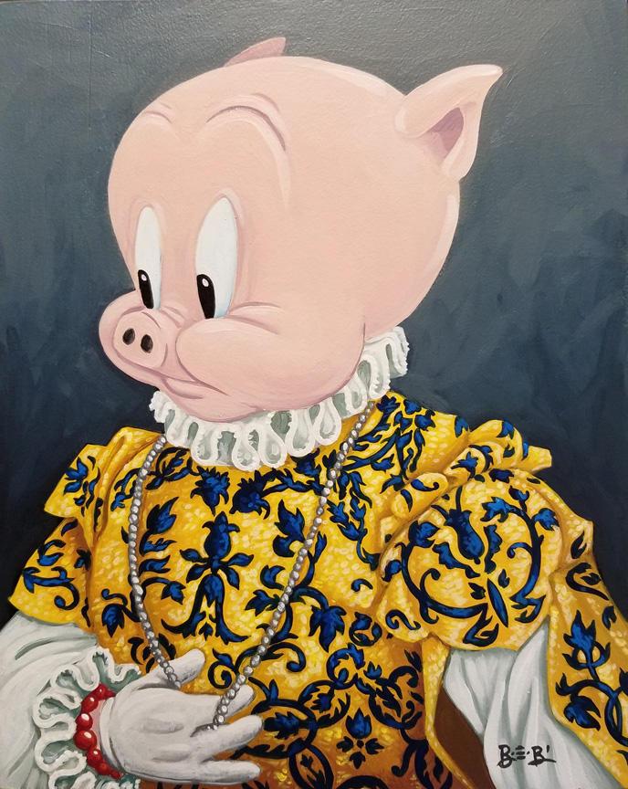 Porky by ATLbladerunner