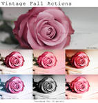Vintage Fall Actions. by Heavensinyoureyes
