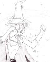 Wind Witch Zephyros by Messerkampf