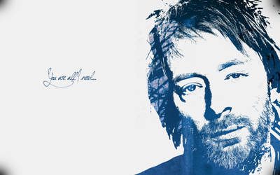 Thom Yorke / Radiohead / You are all I need by PiroRM
