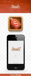 stealz icon design by rachel1009