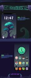 Monster Famliy by rachel1009