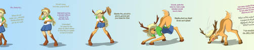 Bleat for Christmas_Reindeer TF Sequence by TFSubmissions