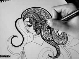 Work in progress.. by erindwiazmi