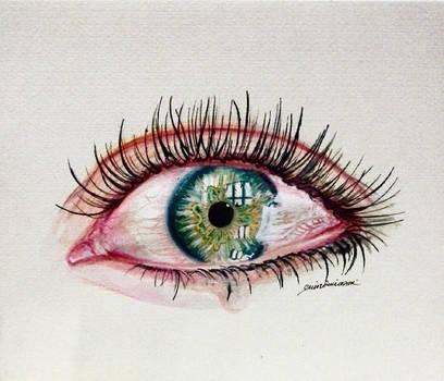 Eye by erindwiazmi