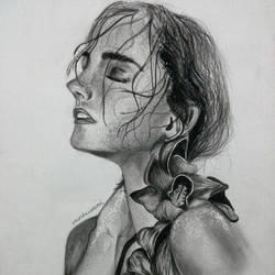Emma Watson by erindwiazmi