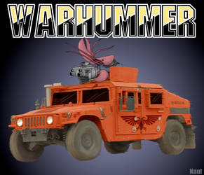 Warhummer by Empyronaut