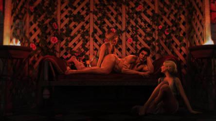 Kassandra on Lesbos by TullamoreDew