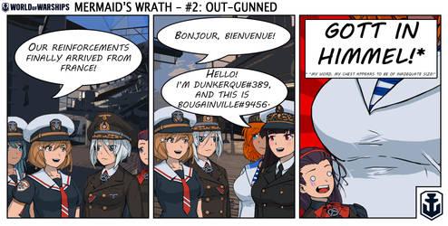 Naval Nonsense - Mermaid's Wrath 2 by Chobittsu-Studios