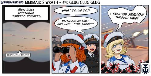 Naval Nonsense - Mermaid's Wrath 4 by Chobittsu-Studios