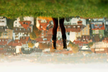 I am here and I am happy by Rona-Keller