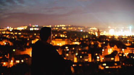 city lights by Rona-Keller