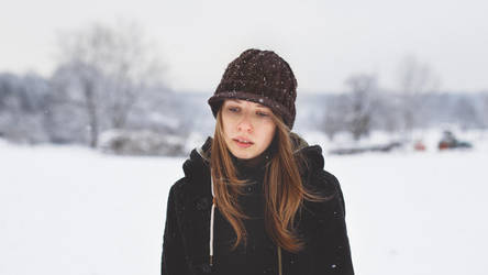snow for the soul by Rona-Keller