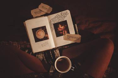 a little bit of me time by Rona-Keller