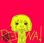Reina Gold by desertQueens