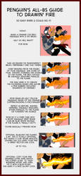 Peng's All-BS Guide to Drawing Fire by penguinpyro