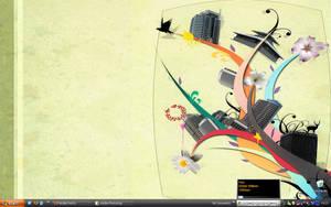 New Desktop by Ady333