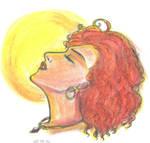 Burning Red by Neferu