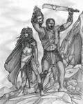 Rakshazar: Angurianer by Neferu