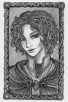 Katjenka-Portrait by Neferu