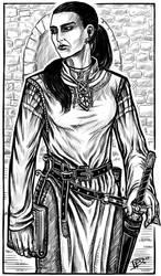 Sariya Fulmiar von Donnerbach by Neferu
