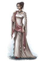 Arieana von Shoy'Rina by Neferu