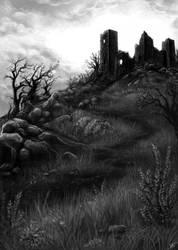 DSA: Ruine by Neferu