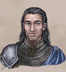 Portrait of Irdenstein by Neferu