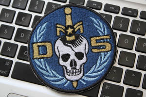 Danger 5 embroidered patch by tommyfilth