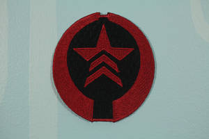 Mass Effect Renegade Patch by tommyfilth