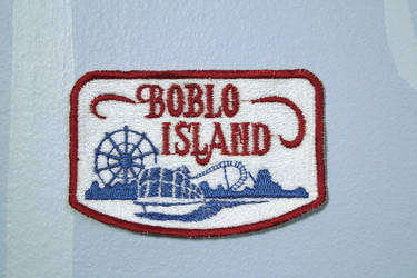 Boblo Island Patch by tommyfilth