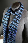 Mass Effect N7 Scarf by tommyfilth