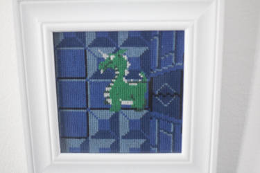 Zelda Boss crossstitch by tommyfilth
