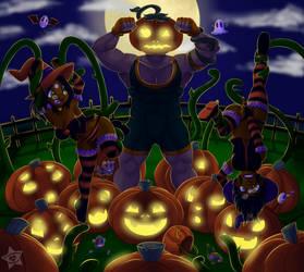 Stay Out the Pumpkin Patch by CaramelKitt
