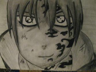 Possesed Sasuke by RomantistEgoist