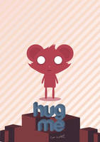 Hug me... by lyriabrokenwings