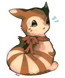 Furret by foxlett