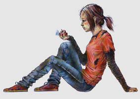 Ellie by nesfecius