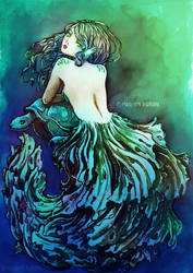 Color Mermay bonus I by Balafenn-noz