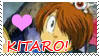 GeGeGe no Kitaro LOVE stamp by Schreibaby-Zephyr