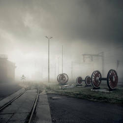 Ghost town by Alshain4