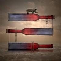 Bottles by Alshain4