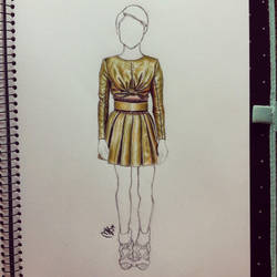 Shailene Woodley Outfit by Art-is-passion04